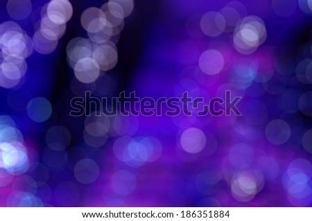 blur purple light illuminated abstract background - stock photo