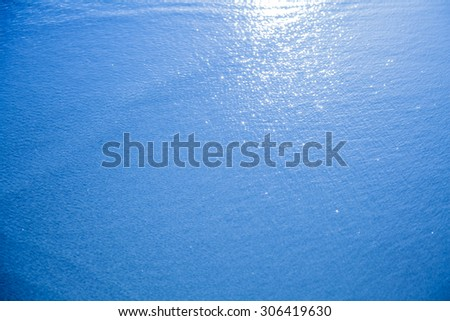 Blur sea, Blurry soft ,Abstract backgrounds - stock photo