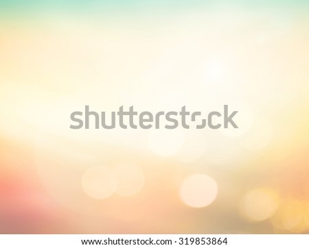 Blur Sea Frame Power Ocean Blue Filter Blank Sun Idea Wave Clear Soft Light Bokeh Flare Sand Peace Relax Sunny Cloudy Heaven Glow Big City Blurry Bridge Line Road Clouds Hotel Inspire Sunshine concept - stock photo