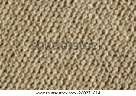 Blurred abstract background from a berber carpet - stock photo