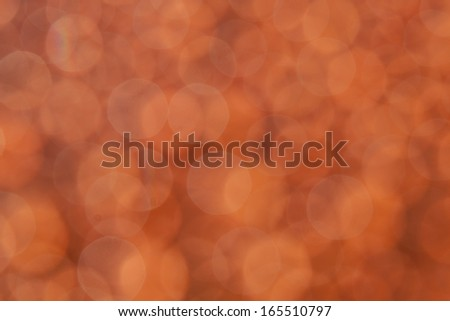blurred background with lens flare