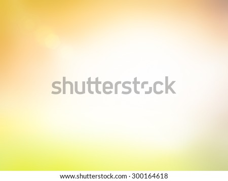 Blurred beautiful nature over autumn sunset background. Ecology. Environment, Happy Thanksgiving Day, Thank You Card, Holiday, Business, Joy concept. - stock photo