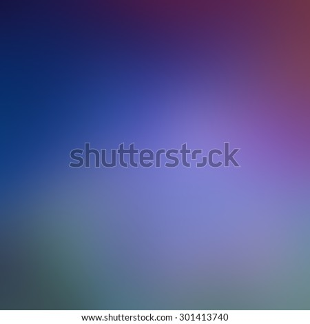 blurred blue and purple sky background, smooth gradient texture - stock photo