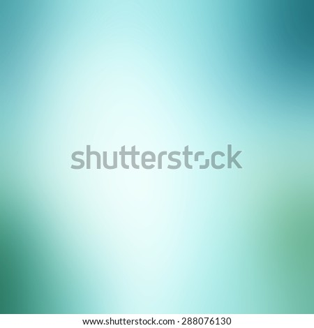 blurred blue green sky background image - stock photo