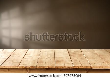 Wood Desk Top