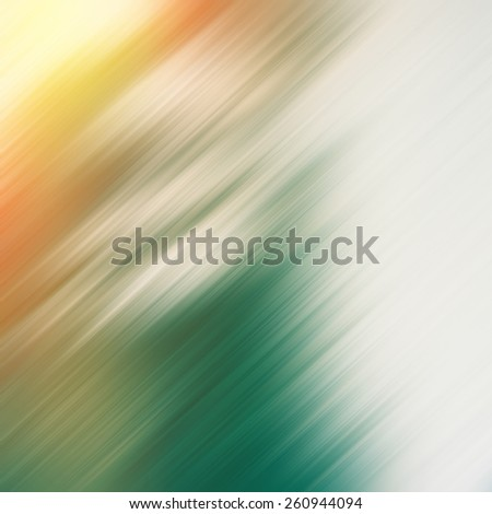 blurred colored lines background abstract composition - stock photo