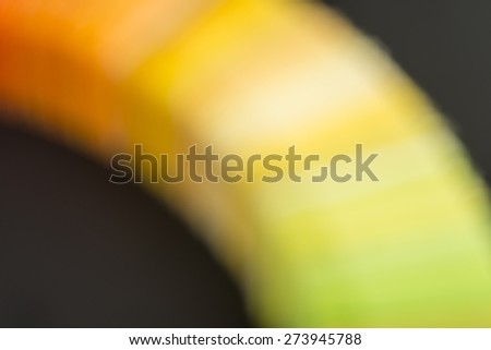 Blurred Colorful rainbow abstract background  - stock photo