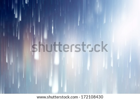 blurred glowing background - stock photo