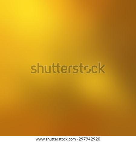 blurred gold sky background with yellowed bokeh lights and filter effect, bright sunshine and blurry lens flare concept - stock photo