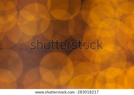 Blurred Gold twinkle Background