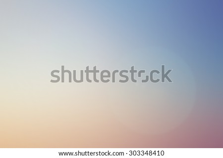 blurred ideal background colorful night sea sky lens shine flare.blurry nature backdrop concept.blur sunlight soft wallpaper.pastel dawn heaven color tone.sundown sunset hour wallpaper ideal picture - stock photo