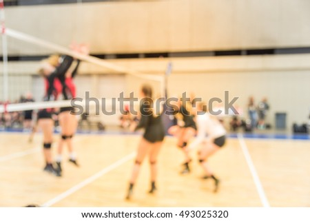Indoor Volleyball Stock Images, Royalty-Free Images & Vectors ...