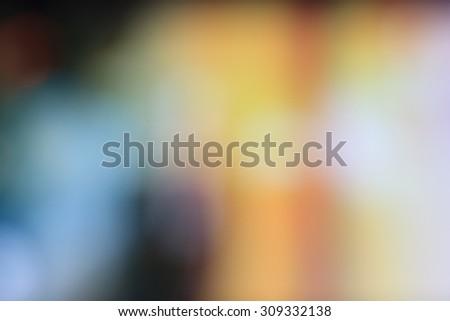 blurred light beautiful bokeh background - stock photo