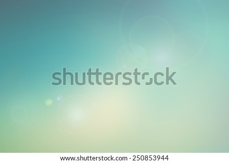 Blurred nature background,Nature Smooth bokeh.  - stock photo