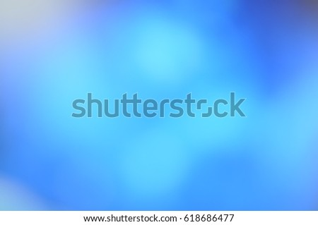 Blurred simple solid color blue yellow background texture with soft gradient for graphic design