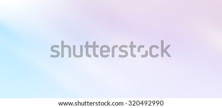 Blurred Sky Landscape. well using as Backgrounds. Bright tone. - stock photo
