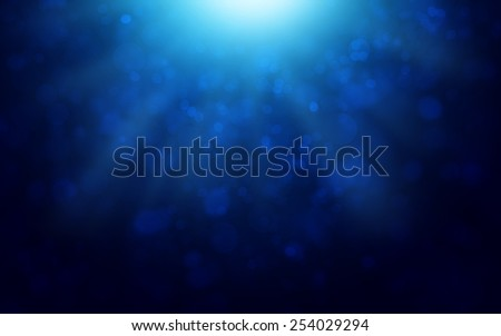 blurred water background - stock photo