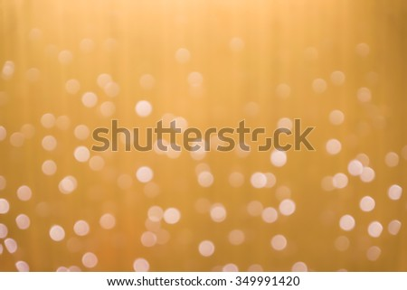 Blurry abstract bokeh background