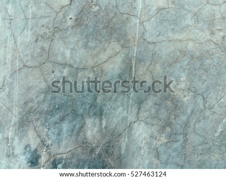 Blurry, Abstract, Dirty polished grungy concrete wall smooth and crack texture, vintage and industrial style with design for background.
