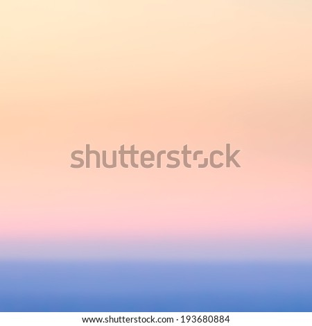 Blurry abstract  gradient backgrounds. Smooth Pastel Abstract Gradient Background  - stock photo