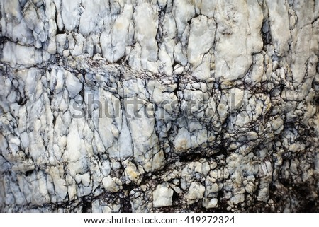 blurry image of natural stone patterned textures background. Quartz Stone   - stock photo