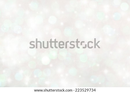 blurry lights sparkle glitter bokeh background - stock photo