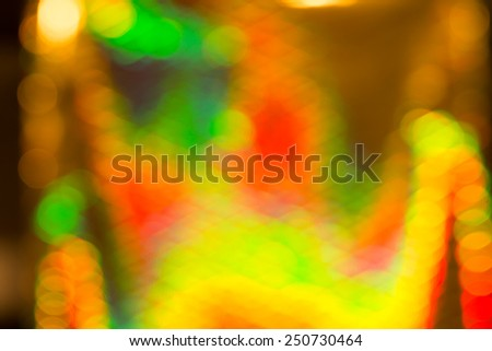 Blurry Multi-Colors Graphic Design for Backgrounds, Emphasizing Copy Space - stock photo