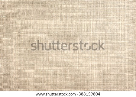 Blurry Wood, Very soft orange fabric wallpaper texture background. - stock photo
