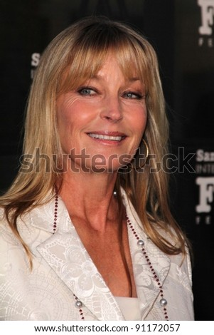 Bo Derek at the SBIFF 2011 Kirk Douglas Award honoring Michael Douglas, Four Seasons Biltmore, Santa Barbara, CA 10-13-11