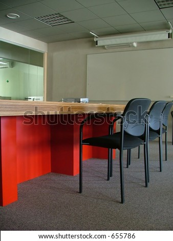 boardroom - stock photo