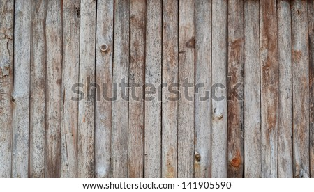 Boards different colored - stock photo