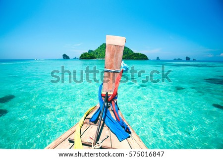 Thailand Boat Stock Images RoyaltyFree Images Vectors - Vacation to thailand