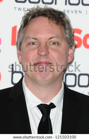 Bob Barratt arriving for the 2012 Inside Soap Awards, at No.1 Marylebone, London. 24/09/2012 Picture by: Steve Vas