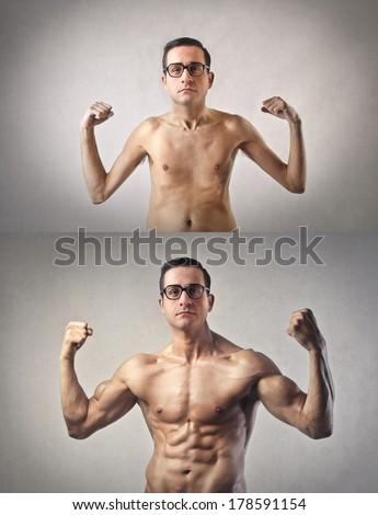 bodies - stock photo