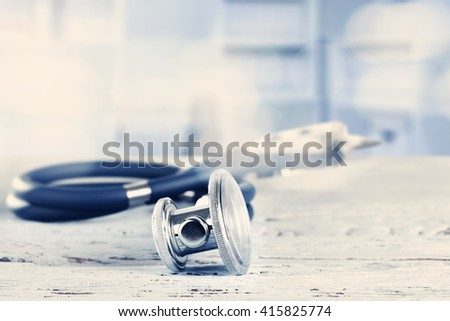 body care background place  - stock photo