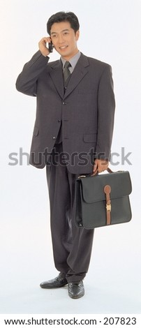 Body Language  - stock photo