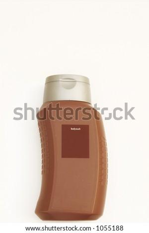 bodywash gel - stock photo