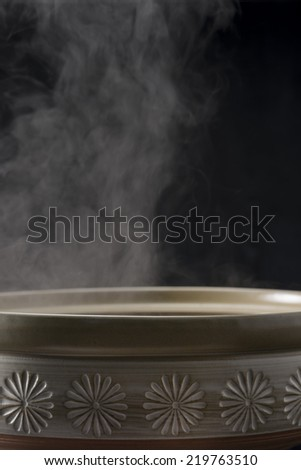 Boiling - stock photo