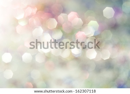 Bokeh - stock photo