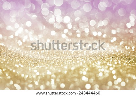 Bokeh abstract background wallpaper green ruby diamond for wedding card design - stock photo