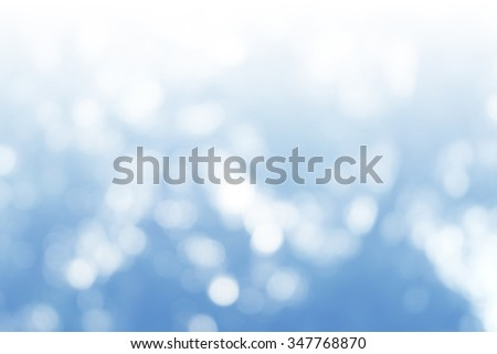 Bokeh Abstract blurred light background - stock photo