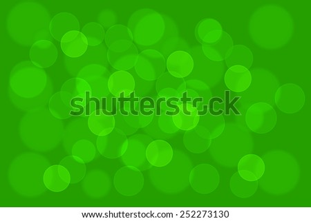 bokeh abstract glowing circles abstract background - stock photo