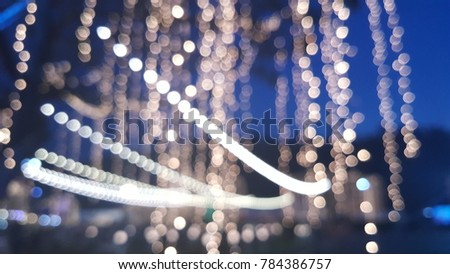 bokeh, background, abstract