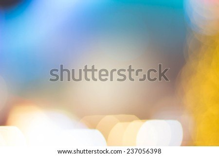 Bokeh background full of colors and blurred shapes,christmas designs or any other project you might have in mind. - stock photo