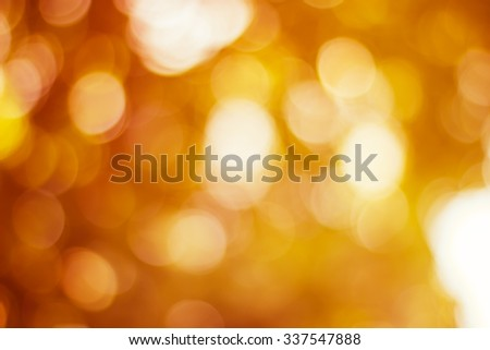 bokeh background or Christmas background.