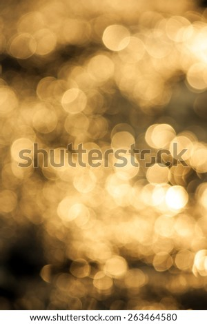 bokeh blurry natural abstract  background - stock photo