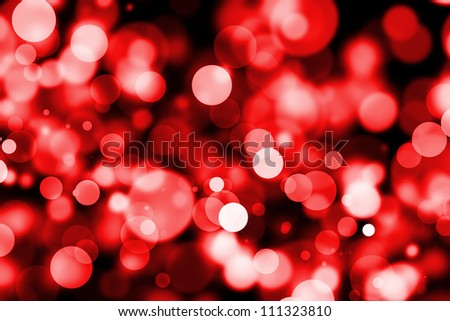 Bokeh effect background. - stock photo