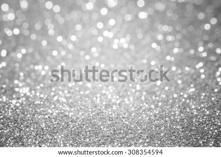 bokeh lights defocused. abstract background - stock photo