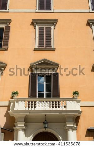 Bologna, Italy - stock photo