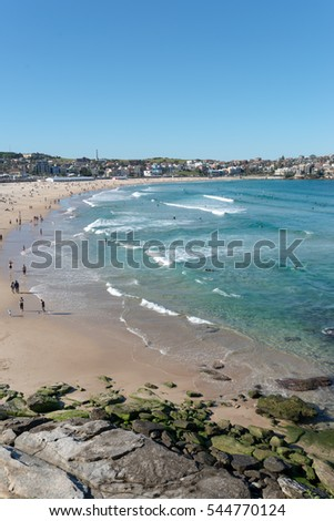 Bondi Beach Sydney, New South Wales, Australia